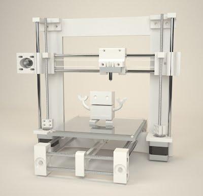 3Dプリンター 組み立てキット
