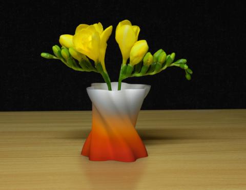 ProDesk3D フルカラープリント 実例