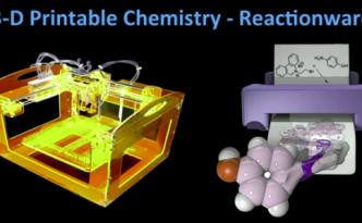 分子 3Dプリンター