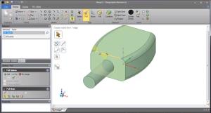 フリーの3D CAD「Dsigen Spark」