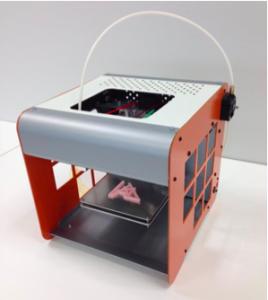 大田区町工場の国産3Dプリンター DS1000