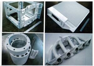3Dプリンター 金属サンプル