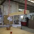 木材の照明器具1