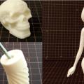 奇麗な3Dプリンターのモデル