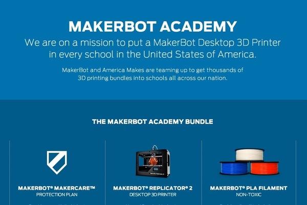 MakerBot Academy
