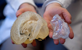 3Dプリンターで外科のトレーニング