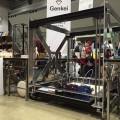 Genkeiの巨大3Dプリンター