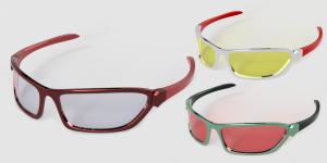 Fusionで作ったメガネ