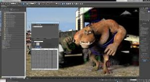 3D Studio Max 出典:Autodesk