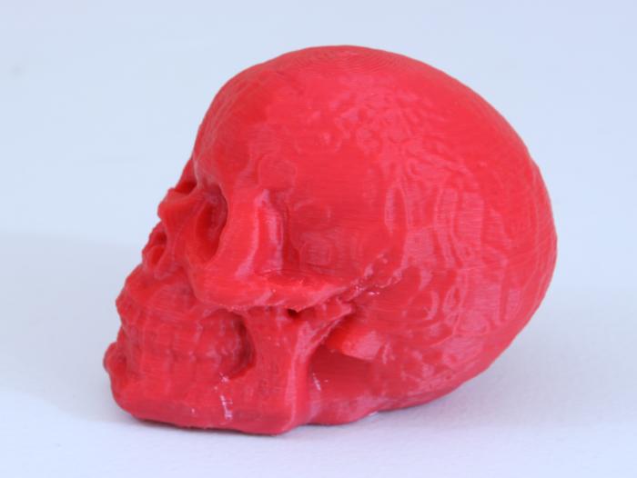 ATLAS 3Dでスキャンしたデータをプリント