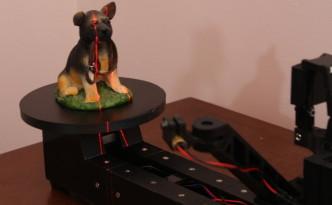 ターンテーブル3Dスキャナ ATLAS 3D
