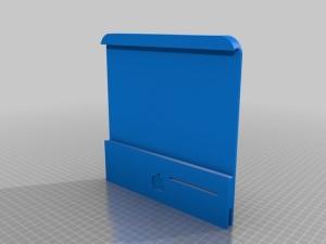 Mac風のiPadスタンドの3Dデータ