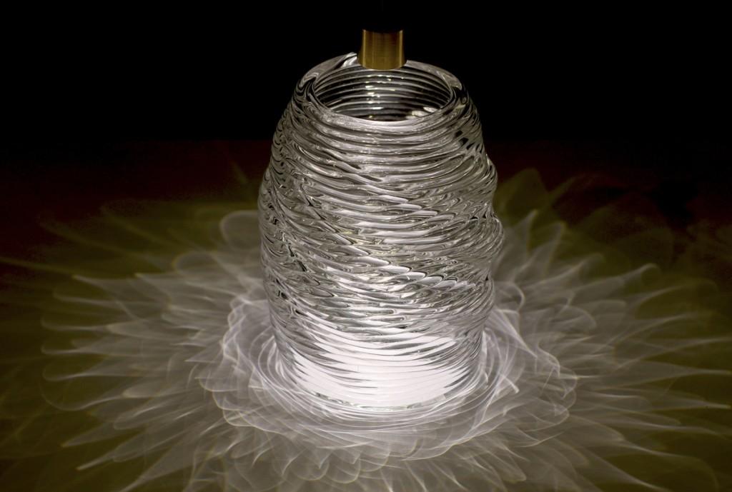 ガラスの3Dプリンター