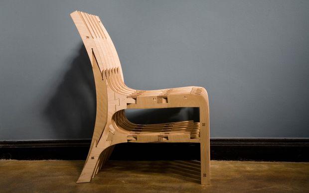 CNCで作った家具