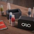 スマートフォンを使った光造形プリンター OLO