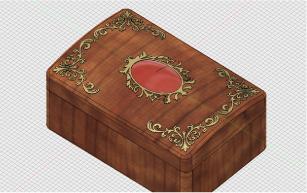 課題3 Fusion360で作る宝箱