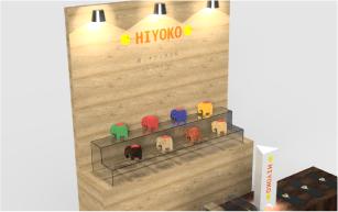 Fusion360で作る3D展示ブース