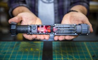 ライトセイバーを3Dプリンターで作る