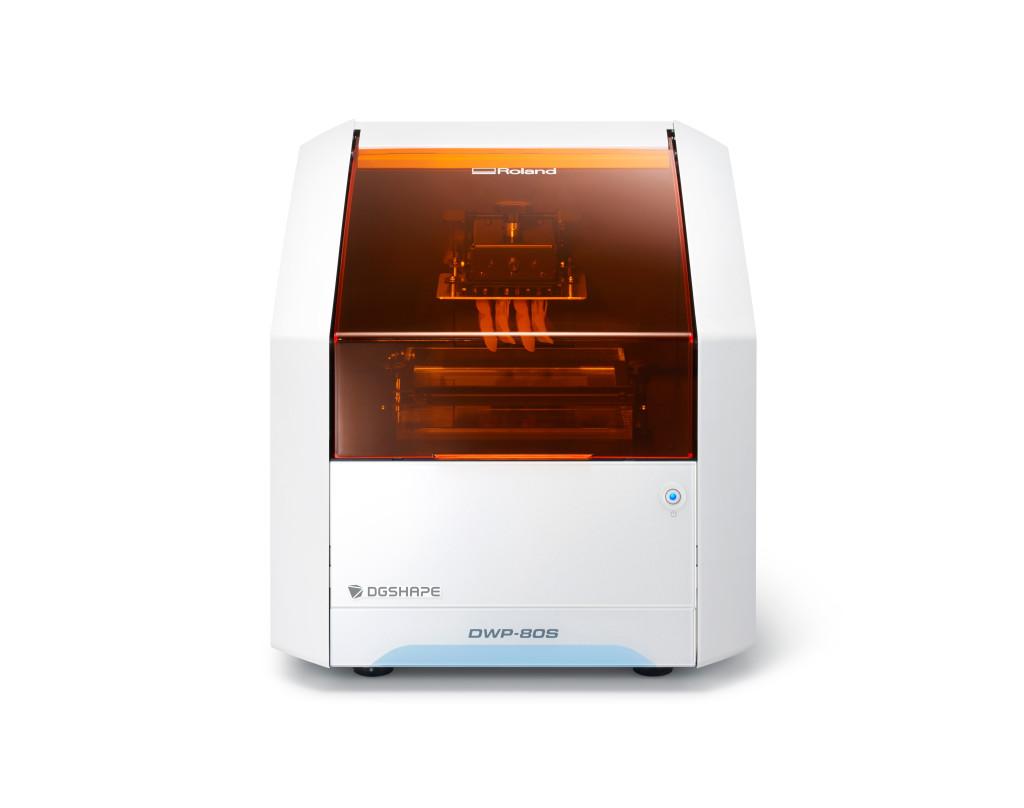 光造形3Dプリンター・DWP-80S