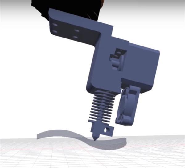 Arevo Labsの6軸3Dプリンター