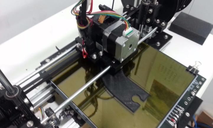 3Dプリンターで木型を作る