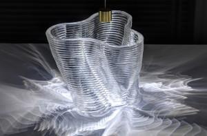 ガラス3Dプリンター