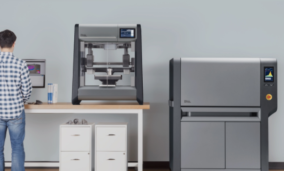 金属3Dプリンター Desktop Metal