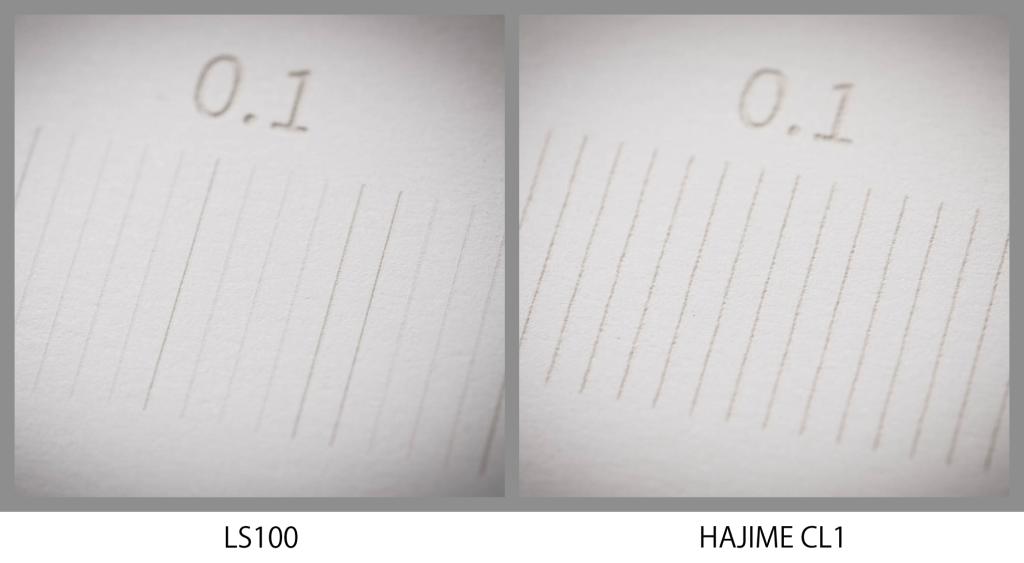 0.1mmを拡大