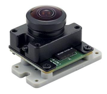 Raspberry Pi用360度カメラ