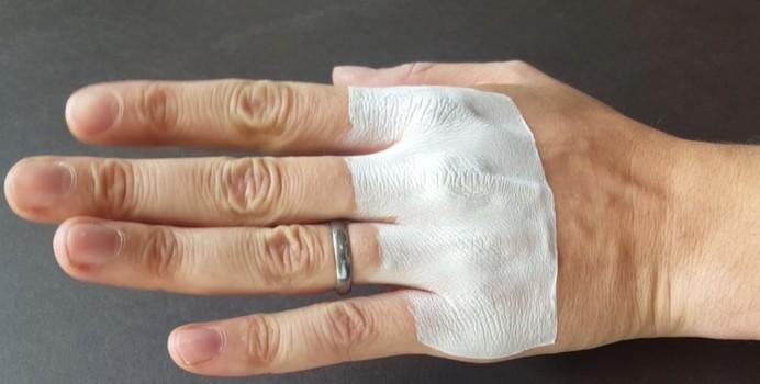 テンプル大学が開発した3Dプリントの包帯