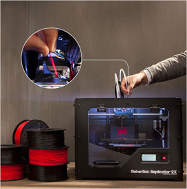 Makerbot Replicator 2X