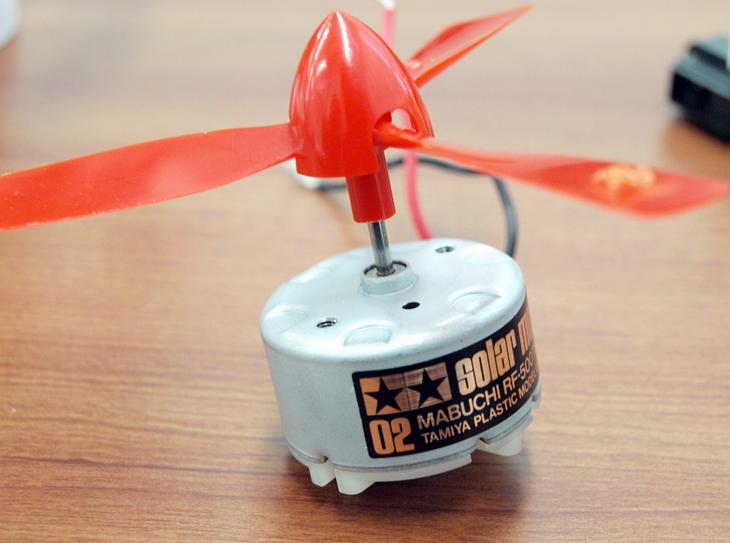 3Dプリンター ヘリコプター