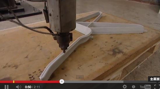 3Dプリンター 家具を作る