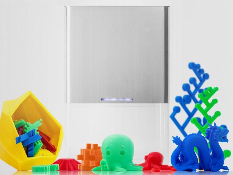 3万円代の低価格3Dプリンター