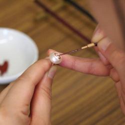 伝統工芸の技