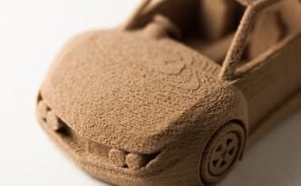 3Dプリンター 木材