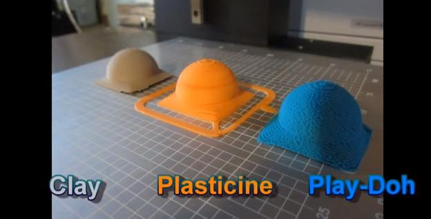複数の素材を3Dプリント