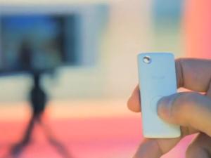 iPhone用カメラリモコン