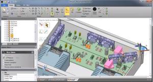 無料の3D CADで機械設計
