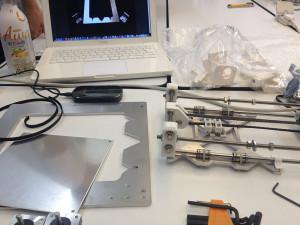 3Dプリンター組み立てセミナー1