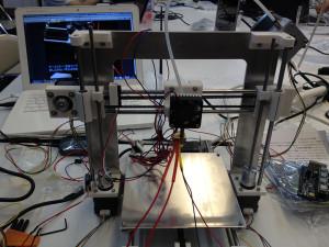 Genkei 「atom」3Dプリンター組み立て1
