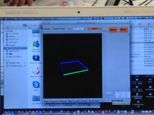 Genkei 「atom」3Dプリンター組み立て3