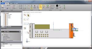 フリーの3D CAD「Dsigen Spark」がダウンロード出来る