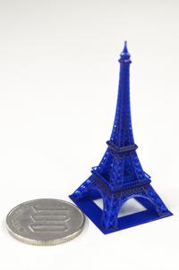 低価格の光学造形3Dプリンター