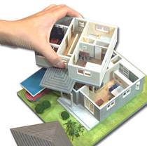 メガソフト 3D住宅模型