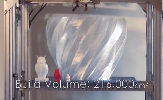 Gigabot 3D Printing