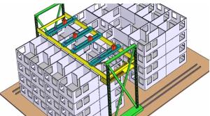 3Dプリンターの住宅