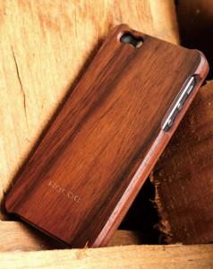CNCで作る木製iPhoneケース
