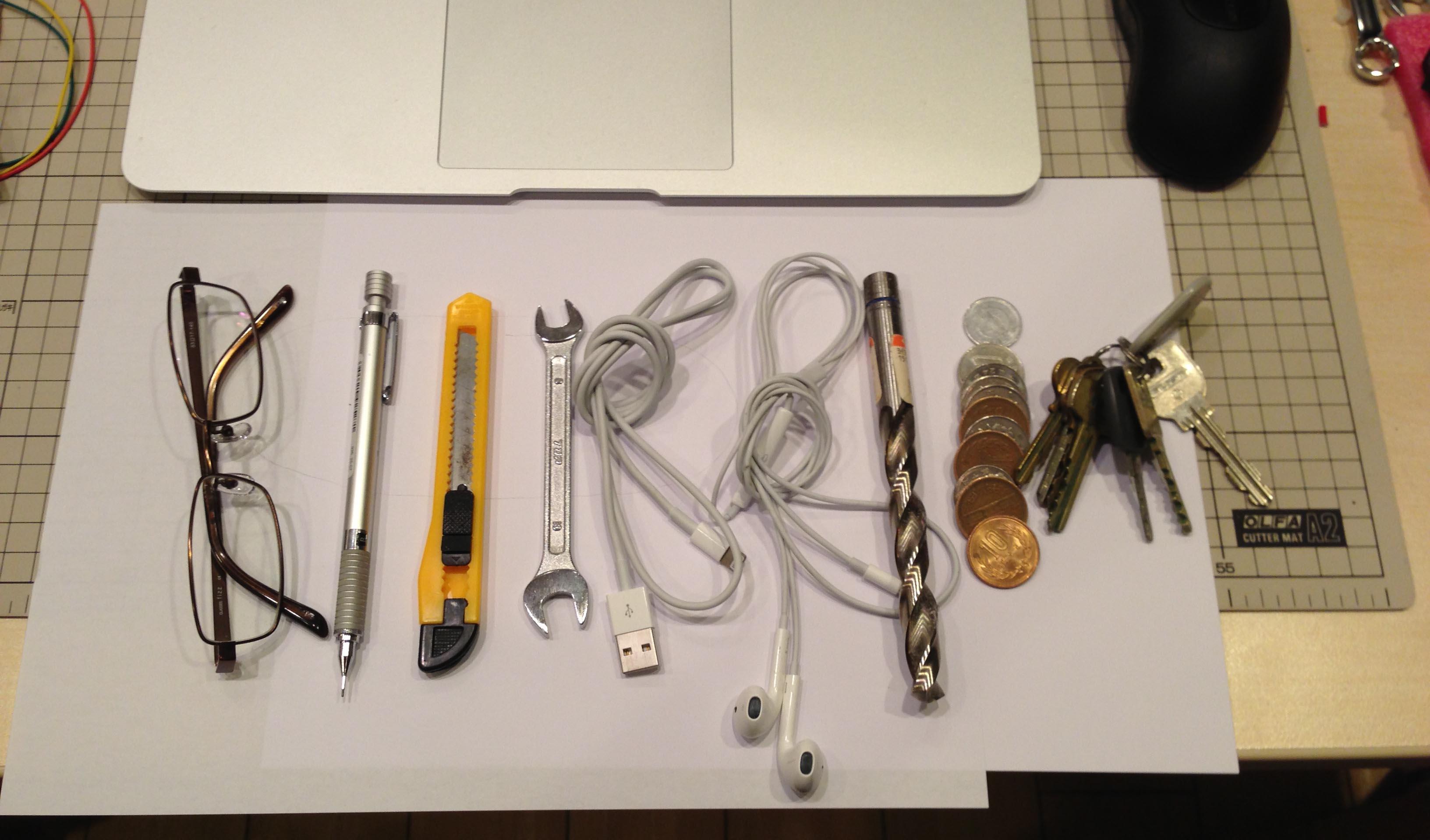 3Dプリンター 測定