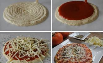 ピザを3Dプリント